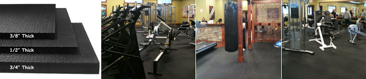 commercial fitness flooring and rubber gym floor mats